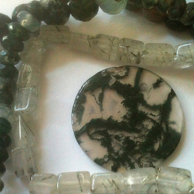 """""""Moss Agate"""" by Nicole Pellegrini is licensed under CC By 2.0"""