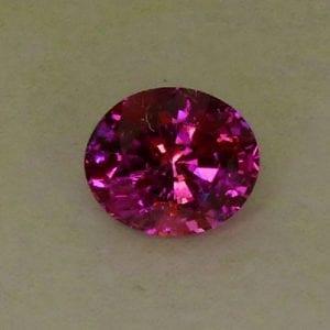 Magenta Pink Sapphire