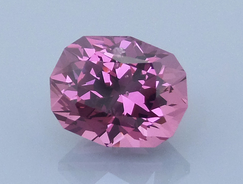spinel after recutting - recutting gems
