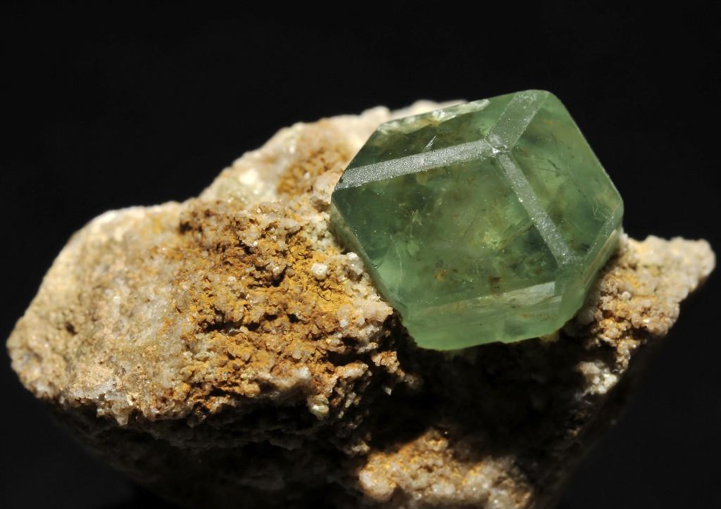 andradite crystal - Madagascar