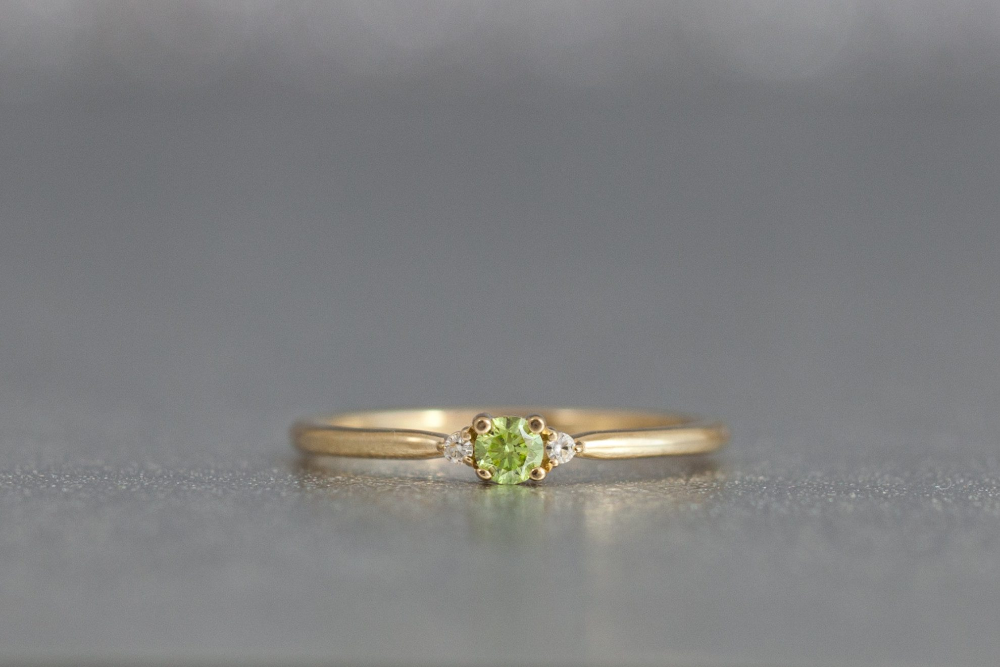 gold lagerfeld rings gemstone karl picture stone product e diamond side engagement of ring white wedding