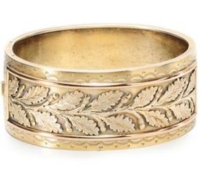 Bangle Bracelet Victorian Period
