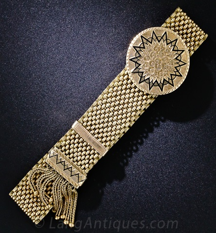 Mesh Bracelet - Grand Period jewelry