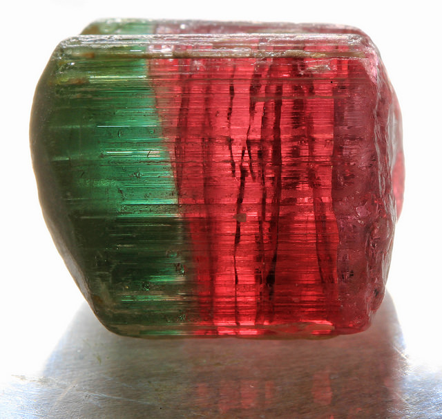 gemstone personality - watermelon tourmaline