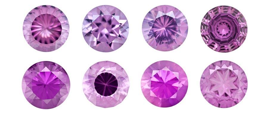 Resultado de imagen para correct symmetric in cut gemstones