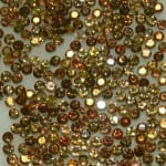 gemstone pleochroism - andalusite jewelry