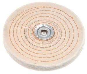 tripolibuffing wheel