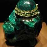 emerald unguentarium - world's largest emeralds