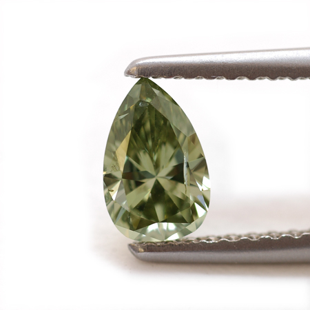 Chameleon Focal Bead Diamond