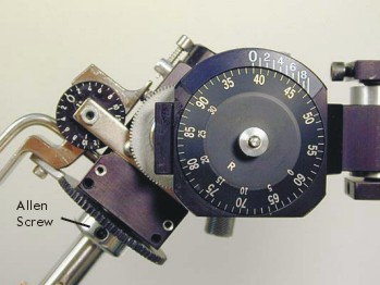 """Ultra Tec Faceting Machine Head."" Jeff Graham."