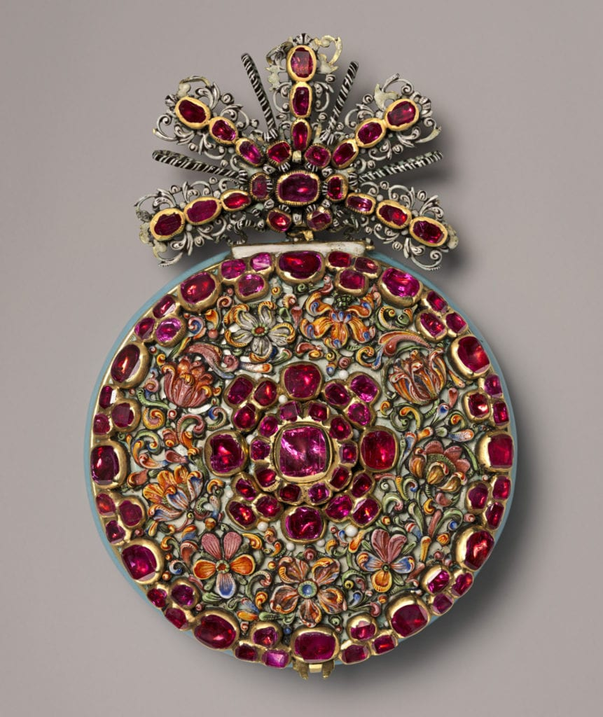 The Great Ruby Watch, 1670 - Germany