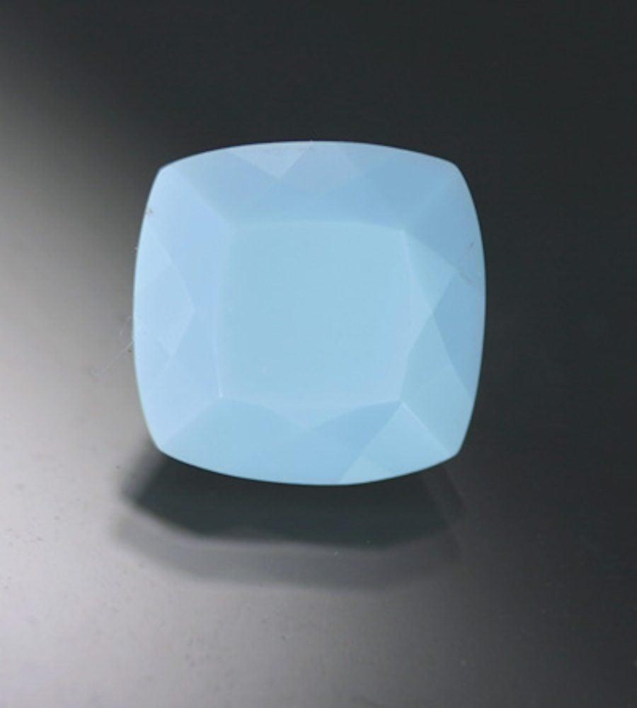 cushion-cut opal, Oregon - opal gems