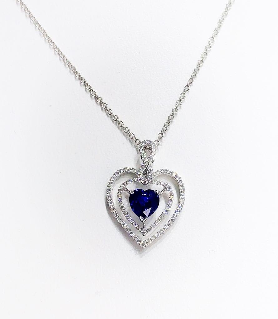 sapphire buying - heated sapphire
