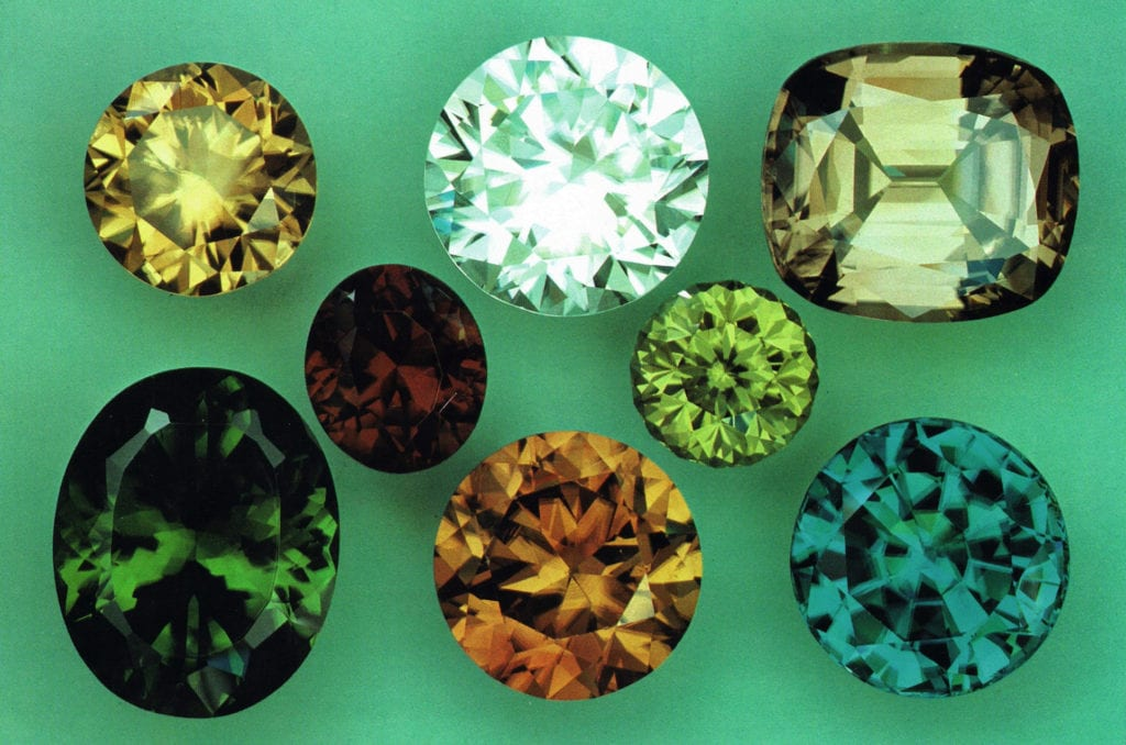 Zircon Value, Price, and Jewelry Information - International Gem Society