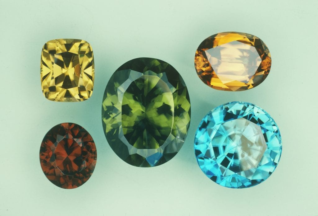 Zircon color suite