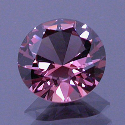 recut brilliant round spinel - starting a jewelry business
