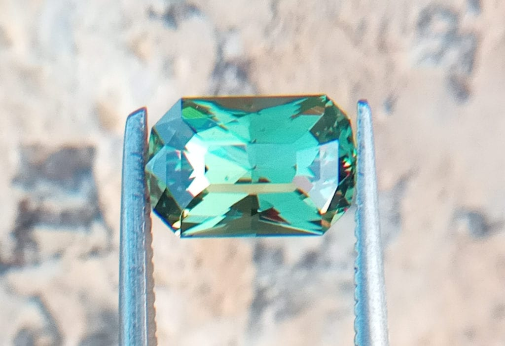2.15-ct demantoid - Namibia
