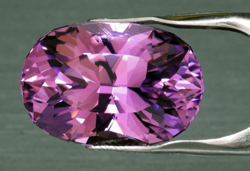 Kunzite, Oceanview Mine 3 - starting a jewelry business