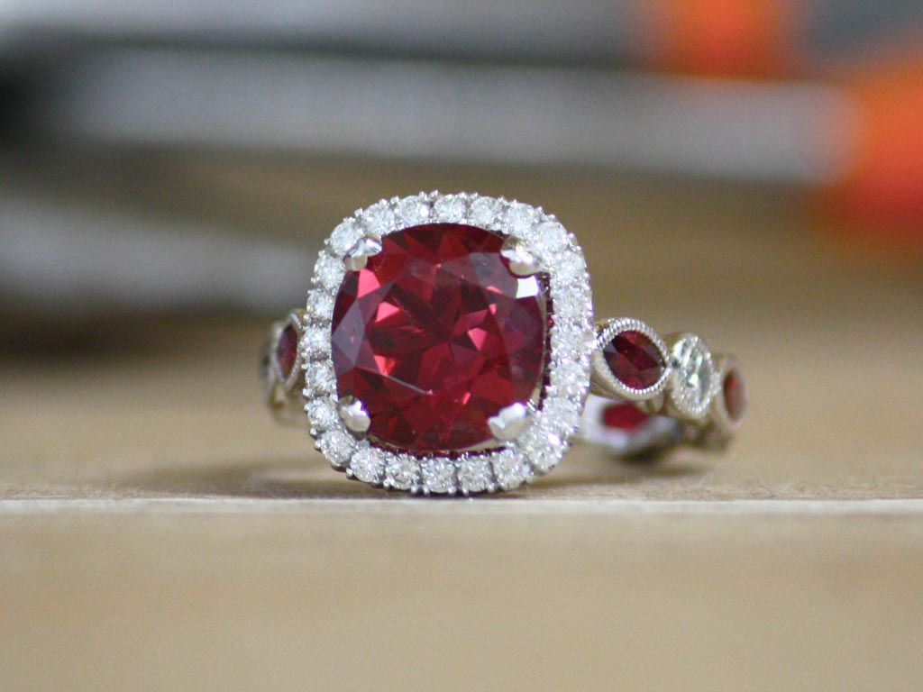 Spinel Buying Guide International Gem Society