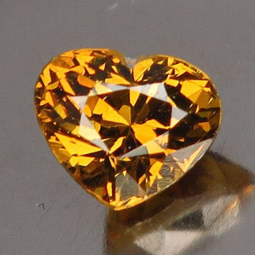 heart-cut gem
