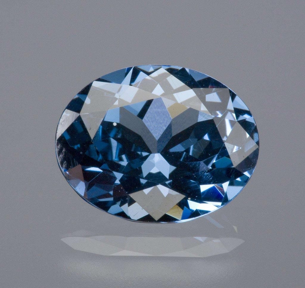 Blue Spinel, Vietnam, 5.58 cts - Spinel Buying Guide