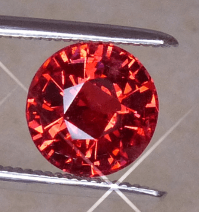 Salmon Orange Spinel, Mahenge - Spinel Buying Guide