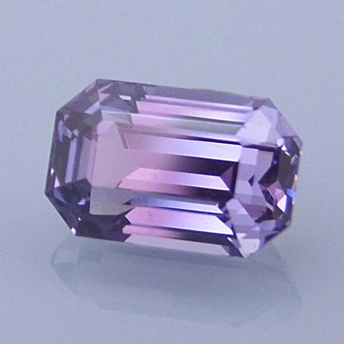 Pink Purple Spinel, Emerald Cut - Spinel Buying Guide