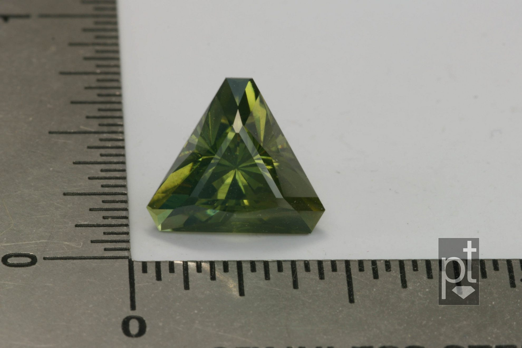 gem cutting styles - Barion-cut zircon