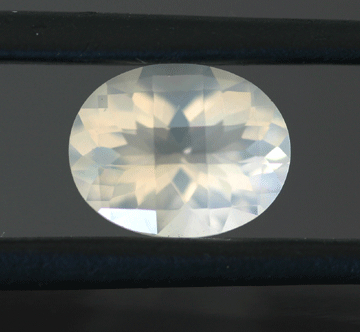 gem cutting styles - checkerboard opal