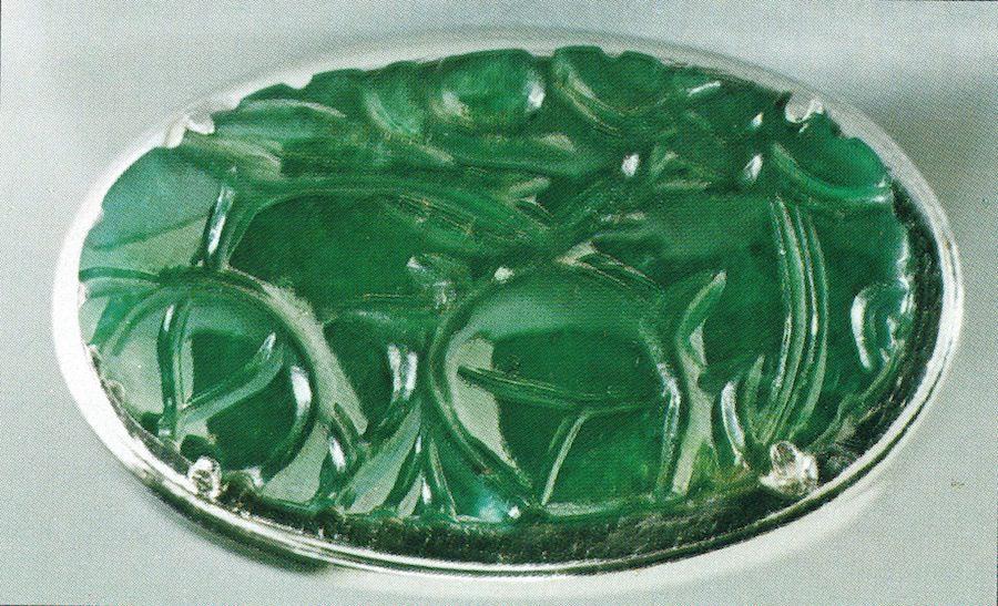Jadeite, imperial jade - Myanmar