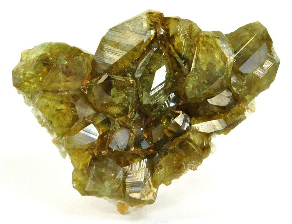 Sample Gemology Questions - Demantoid