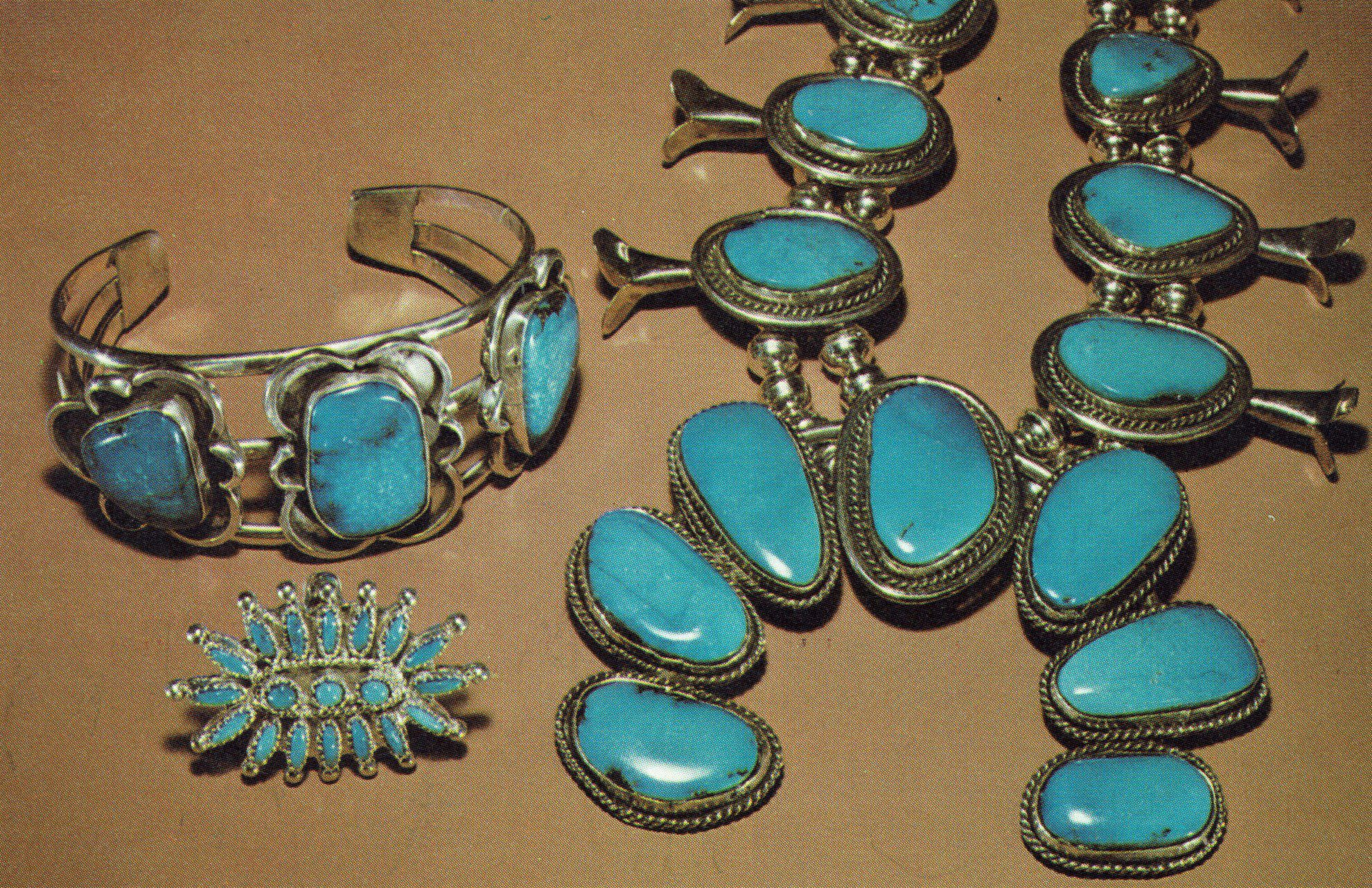 Turquoise Value, Price, and Jewelry Information - Gem Society
