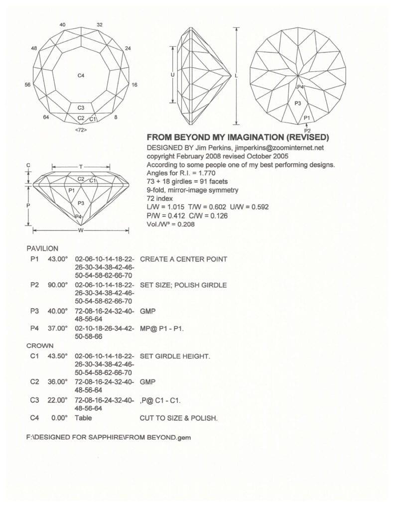 gem design - sapphire beyond