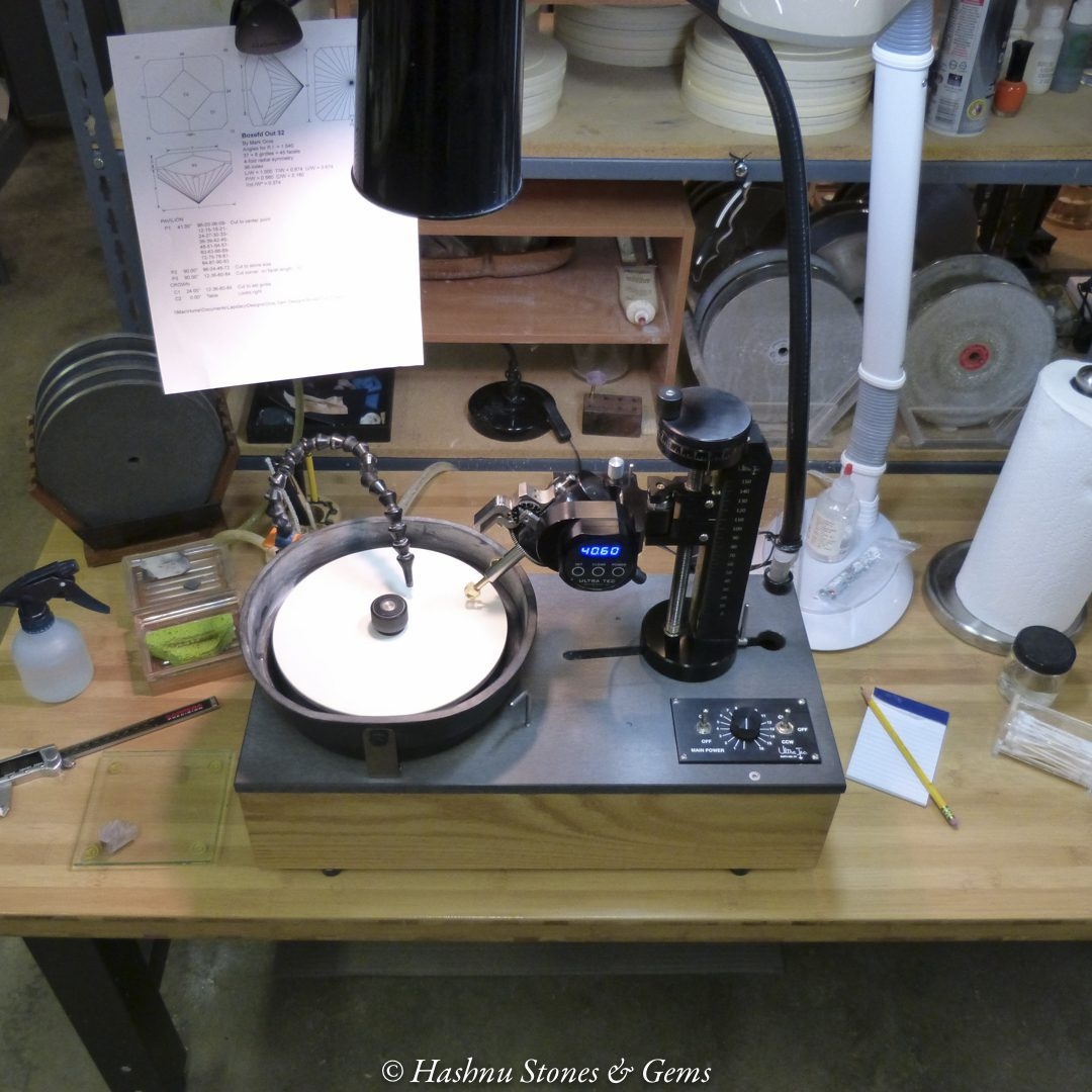 Precision Faceting A Story Gemstone: Faceting Equipment
