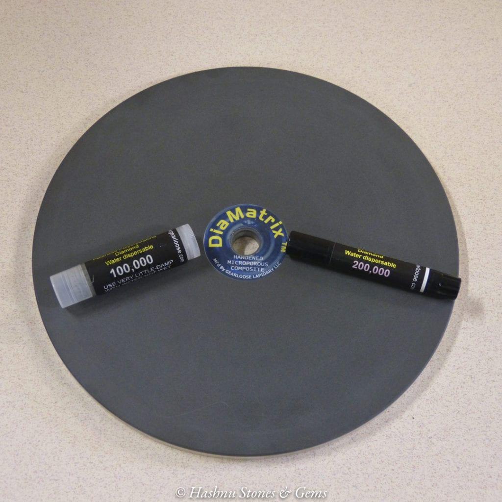 faceting equipment - Gearloose Diamatrix