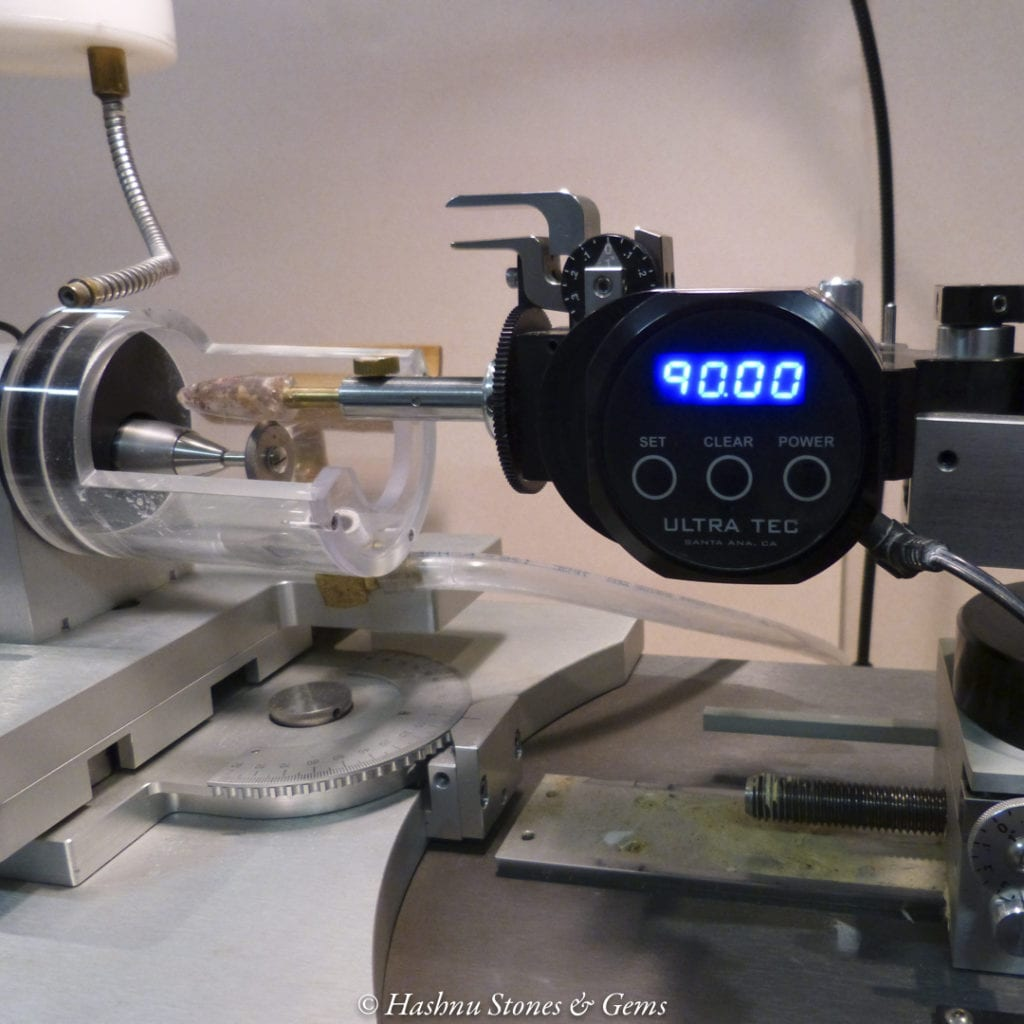 Precision Faceting A Story Gemstone  Faceting Equipment