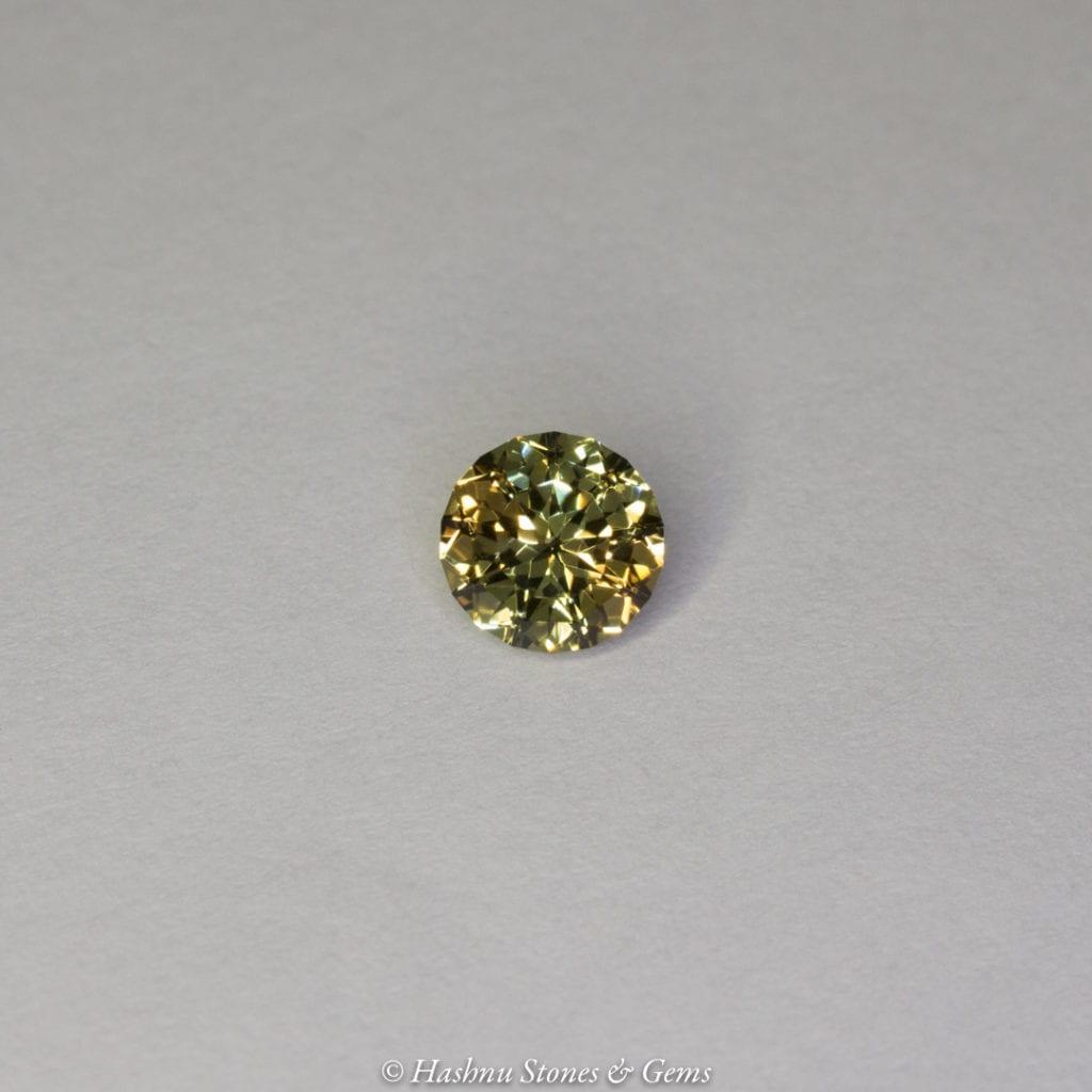 custom faceting - sapphire