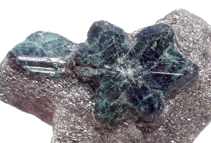 alexandrite crystals, purple - Brazil