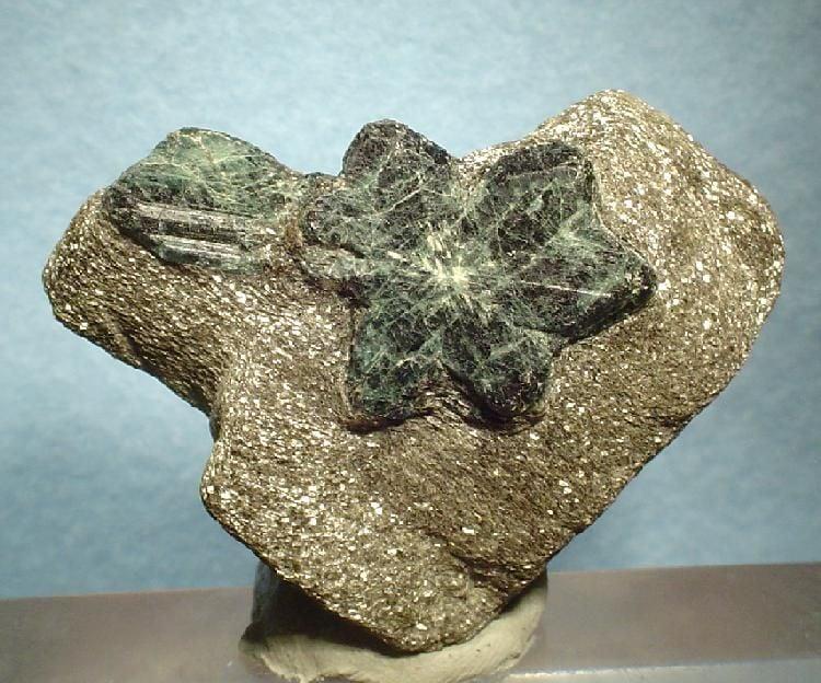 alexandrite crystals, green - Brazil