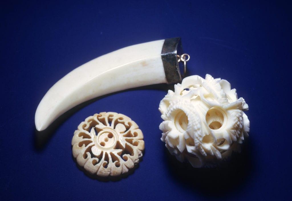 ivory jewelry - gem classification