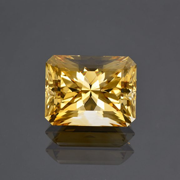 Barion emerald-cut danburite - Madagascar