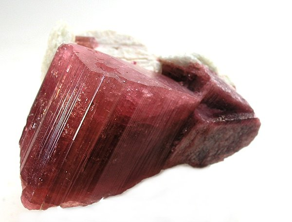 rubellite crystal - Russia