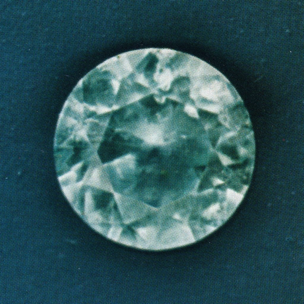 faceted boracite - Germany