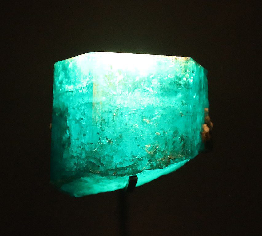 emeralds - Duke of Devonshire Emerald