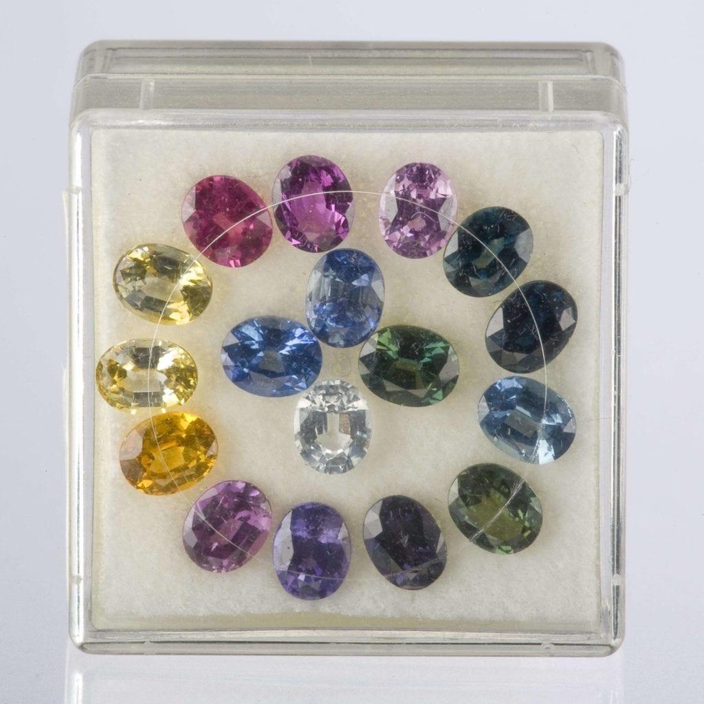 sapphire - alternative birthstones