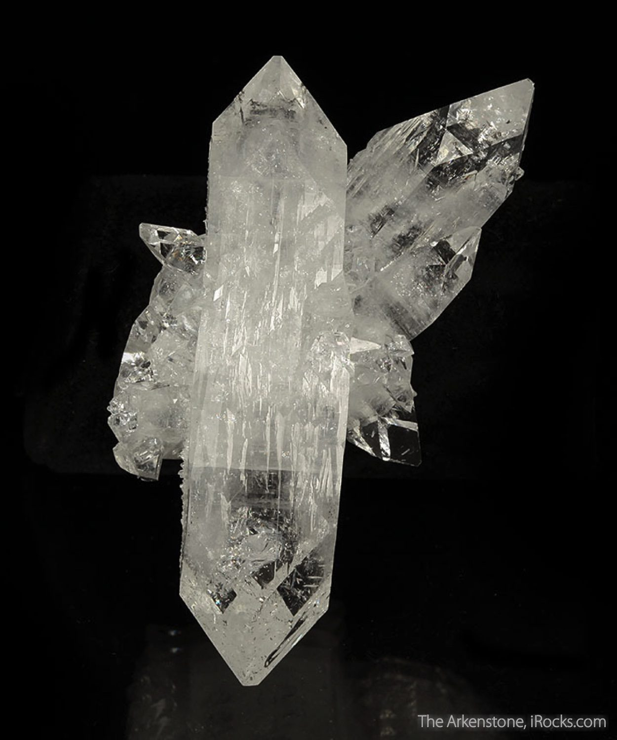 apophyllite rough - India
