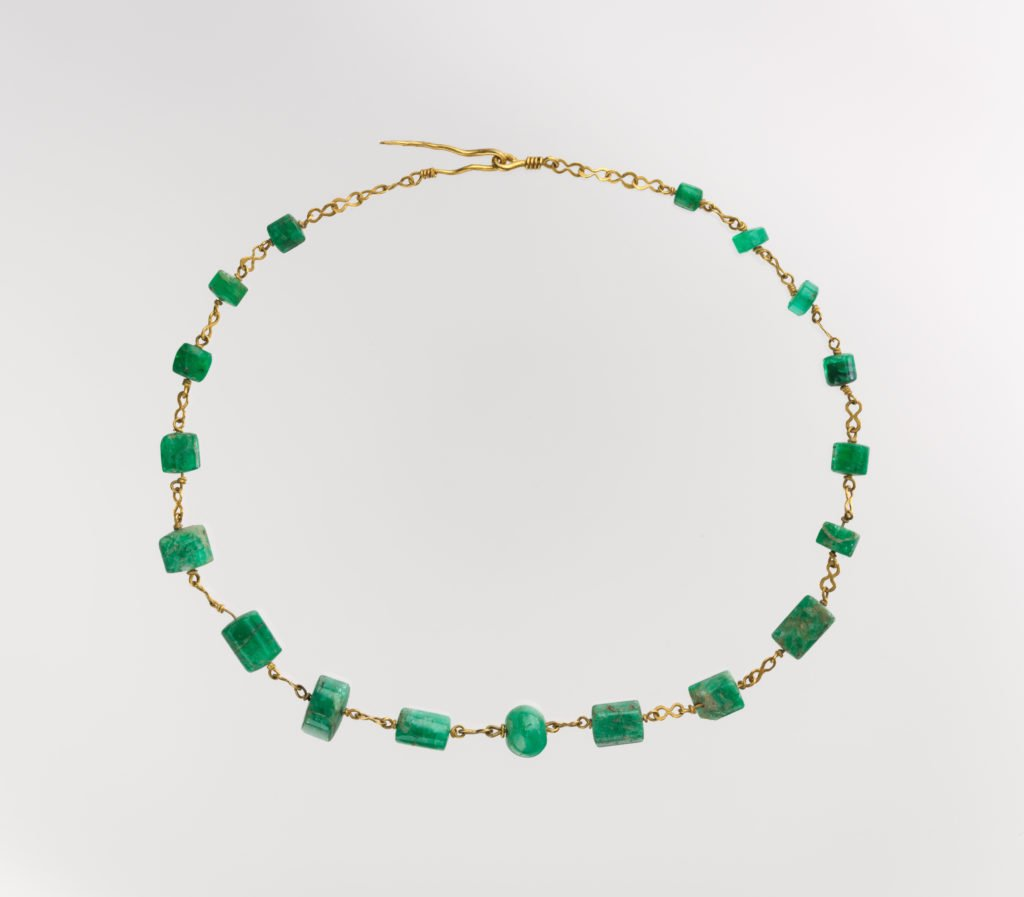 Imperial Roman necklace