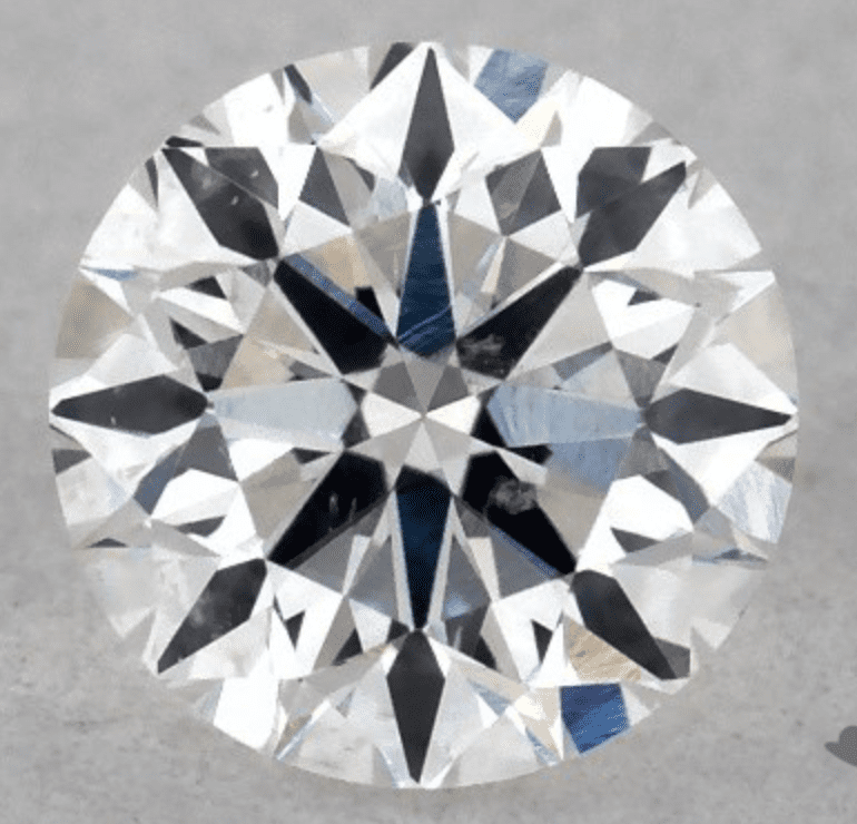 Color D diamond - diamond rating
