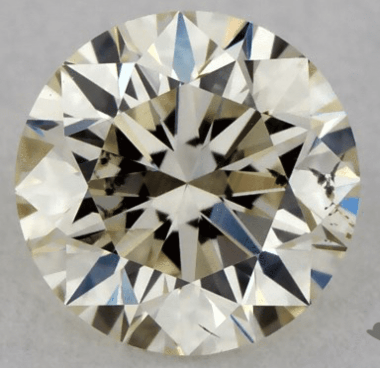 K color diamond - diamond rating