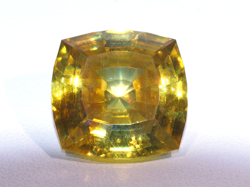 sphalerite buying guide - yellow sphalerite